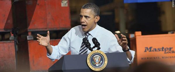 Лучший пример работы с социальными сетями ― предвыборная кампания Барака Обамы в 2008 году