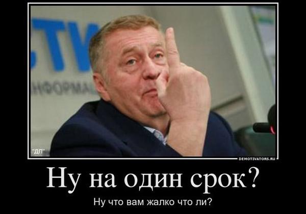 Образ и поведение эксцентричного лидера либерал-демократов России не меняются уже много лет