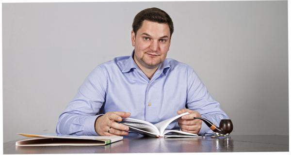 Игорь Захарченко: «Блогун» бесценен! И не потому, что дорогой, а потому что мы в него вкладываем душу, выкладываемся на 120%»